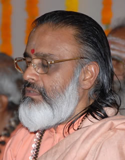 Swami Vishuddhananda (Nityananda: The Living Tradition)